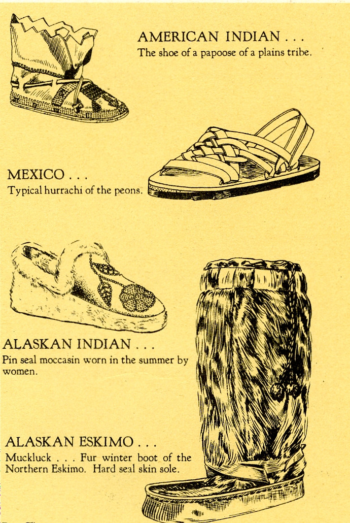 Shoes thru the ages page 7