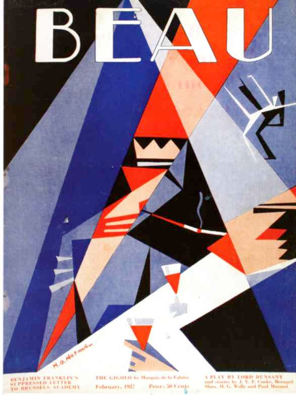 Viewing Our Life and Times: American and German Magazine Design in the 20th Century