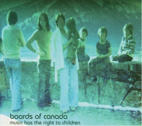 Album cover of Music Has The Right to Children by Boards of Canada: http://www.amazon.com/Music-Has-The-Right-Children/dp/B001E45KZ6/ref=sr_1_3?ie=UTF8&qid=1372796546&sr=8-3&keywords=boards+of+canada