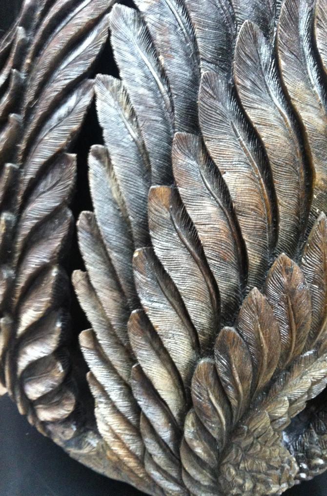 Egg #190 Detail by Waris Ahluwalia