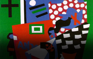 Stuart Davis, Paul Rand and Rappaport's Toys