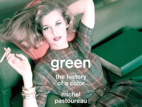 A Magical, Turbulent History of the Color Green