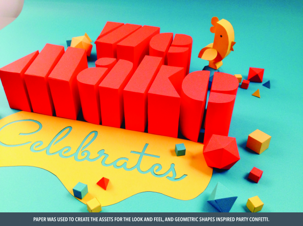 WeMake Celebrates // The Study, Portland, OR; www.enterthestudy.com: Yvonne Perez Emerson (creative director/art director/designer), Celestia Caredio (production designer), Jill Dryer (illustrator), Jeremy Pair (photographer); WeMake (client)