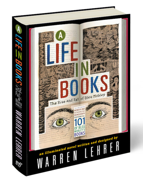 Lehrer_ALifeInBooks_cover_side_view