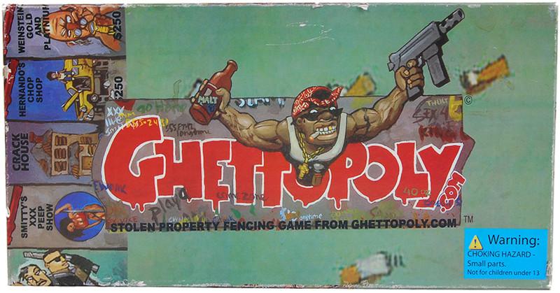 Ghettopoly, 2003