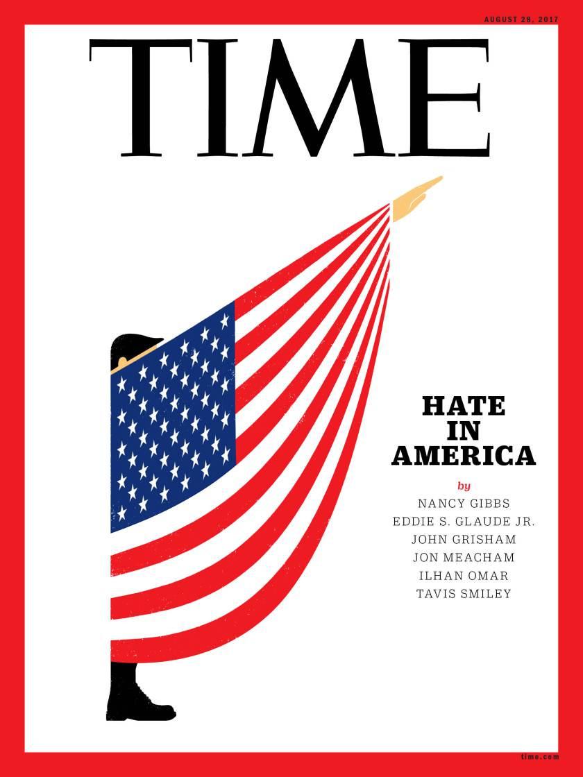 Edel Rodriguez time magazine cover 2017