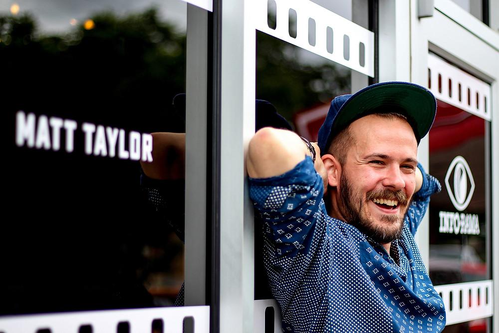 Matt Taylor | photo by Billy Garrett