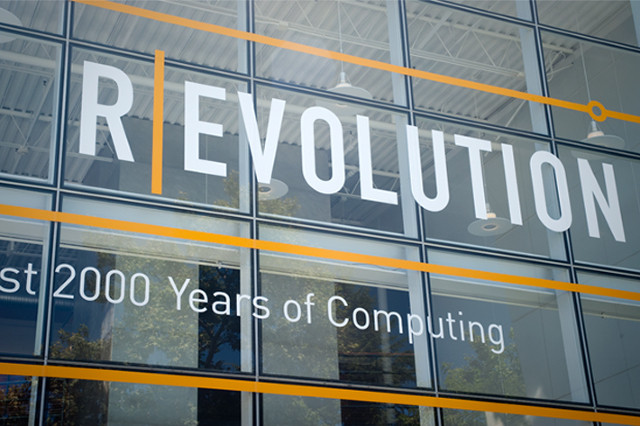 Revolution: The First 2000 Years of Computing