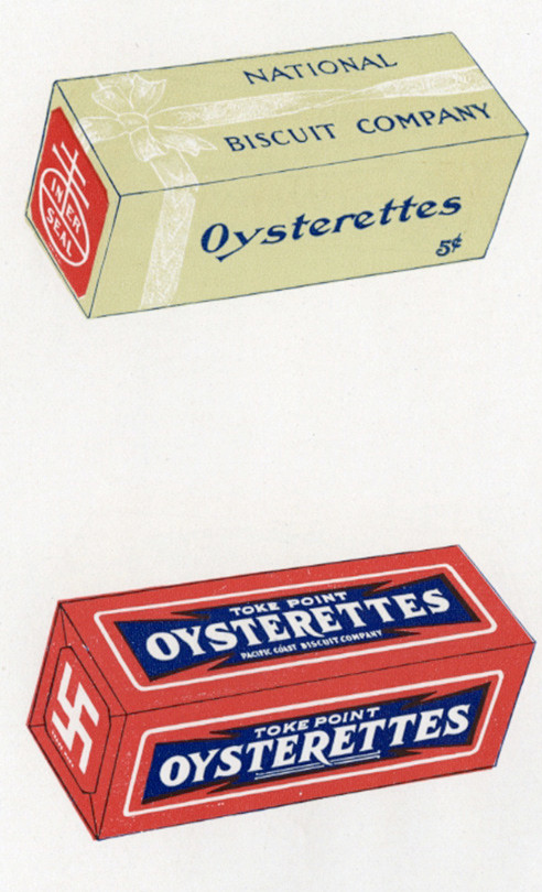 Nabisco oysterettes
