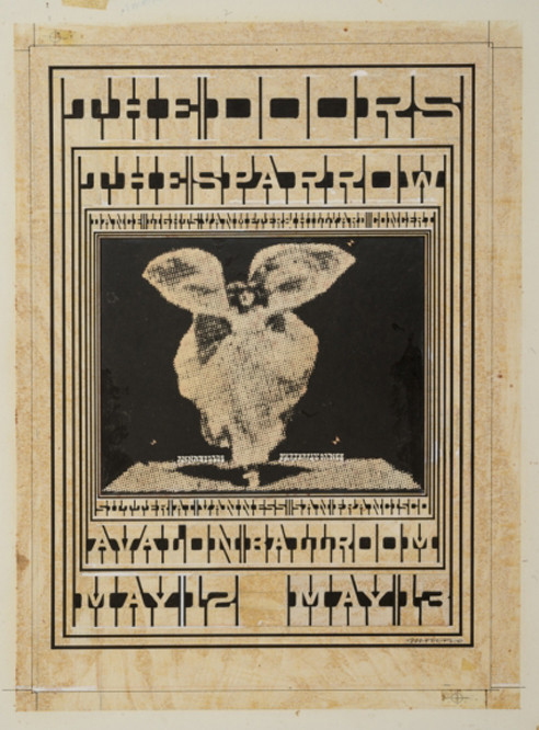 VICTOR MOSCOSO: PSYCHEDELIC DRAWINGS, 1967–1982
