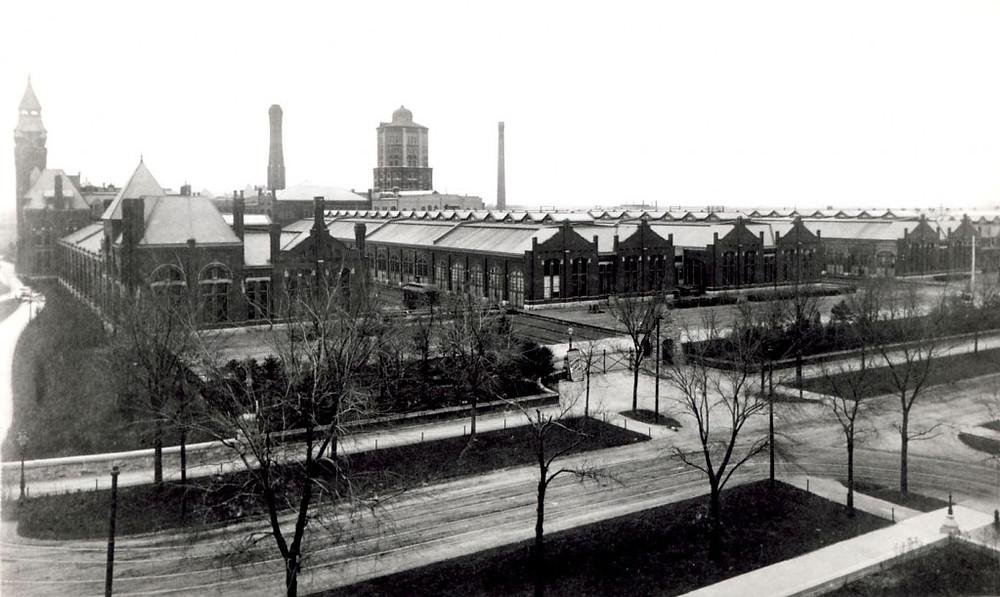 Pullman Car Factory