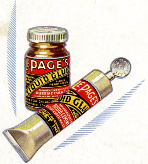 LePage's Glue