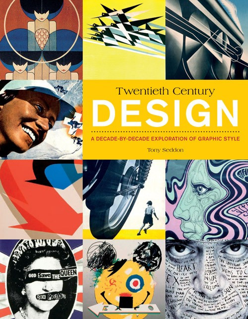 Tony Seddon's book - 20th Century Design