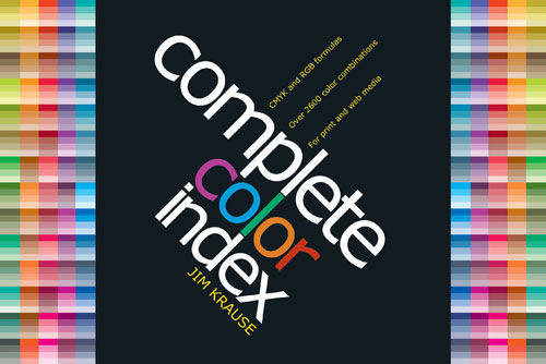 Complete color index