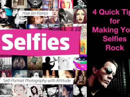 Selfies: Self Portraits With Attitude