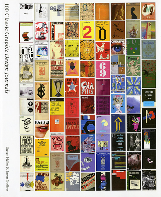 100 Classic Design mags small