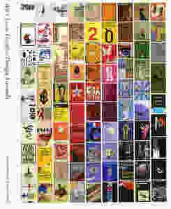 100 Classic Design mags small