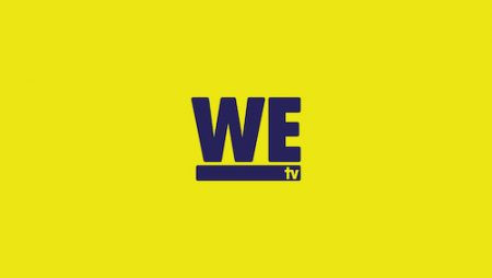WEtv logo; Eloisa Iturbe's work shows the power of simplicity in design