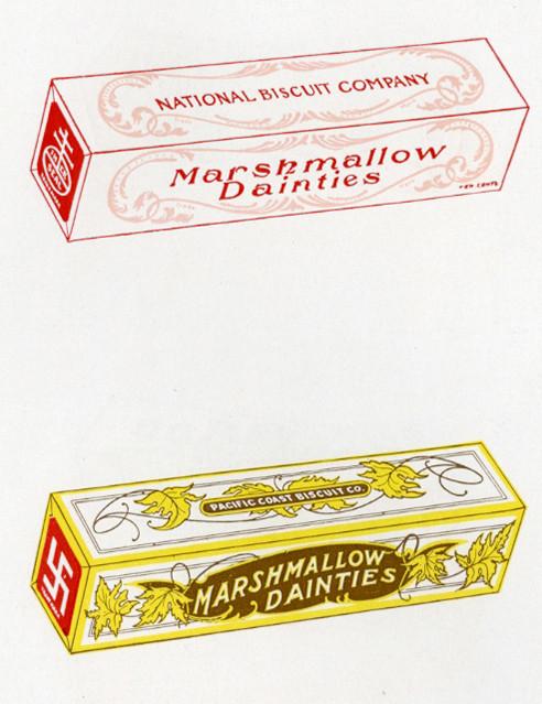 Nabisco marshmallow