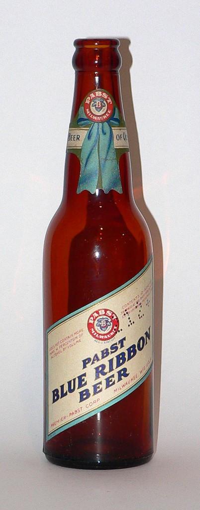 1930s Pabst bottle