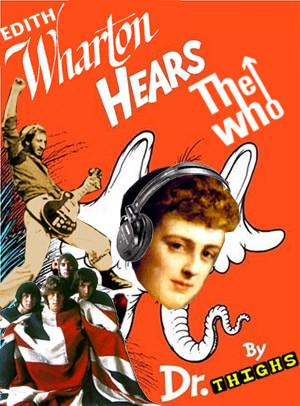 Edith wharton hears the who