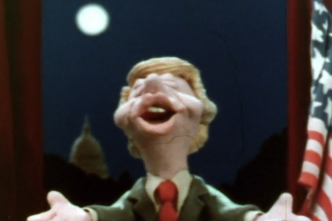 Jimmy the C is a classic claymation film.