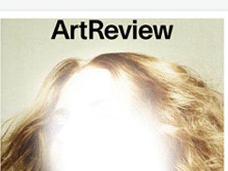 04/02/2014: Art Review magazine covers