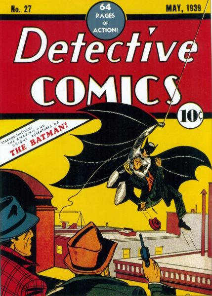Batman through the years has had many physical characteristics.