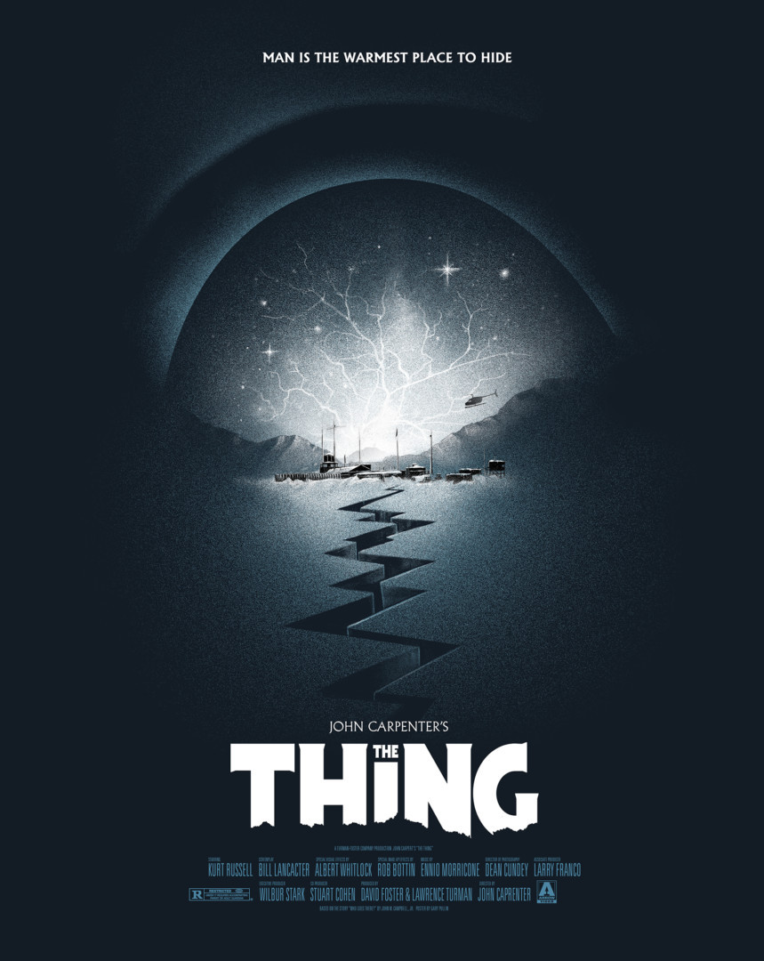 'The Thing' by Gary Pullin