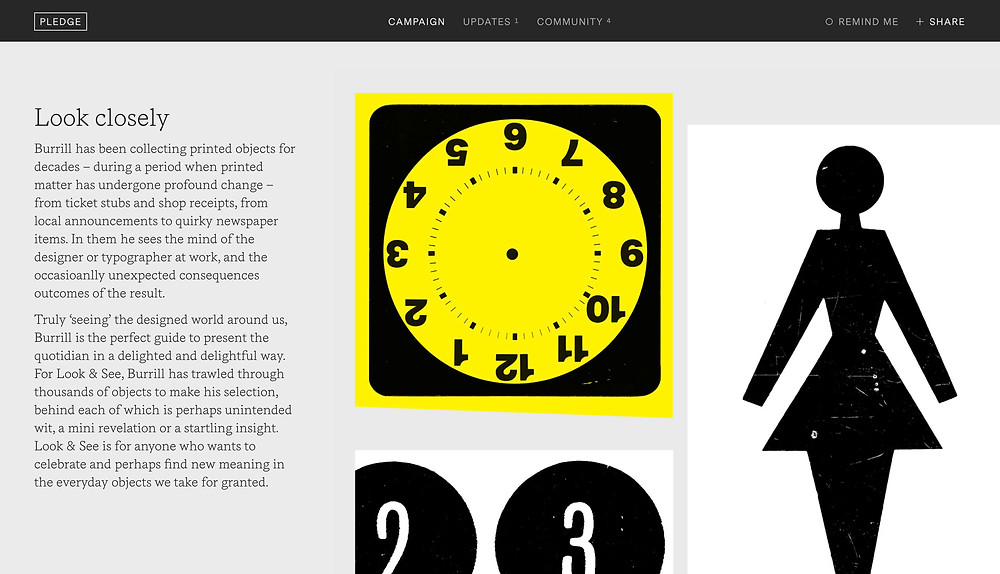 Anthony burrill - look and see
