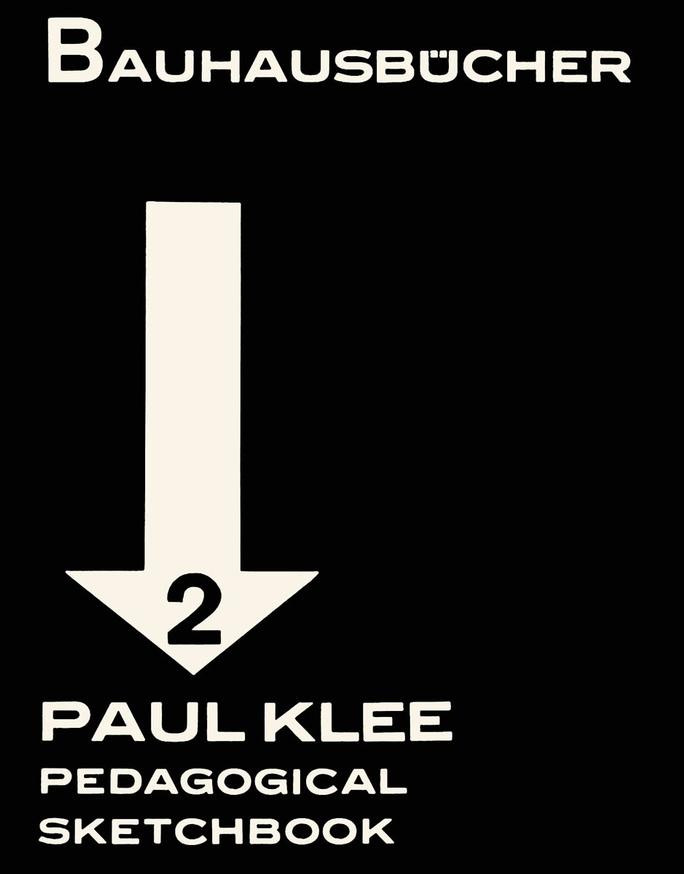 Bauhaus pedagogical sketchbook