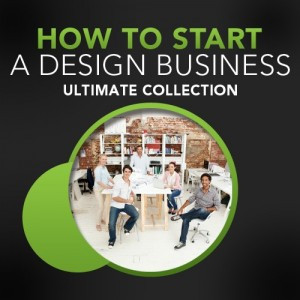 how to start a design business