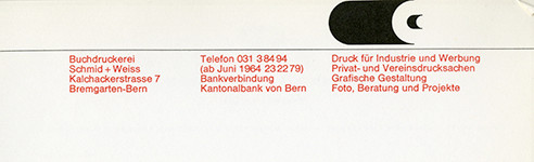 Designer: Baumgartner Papier, Switzerland