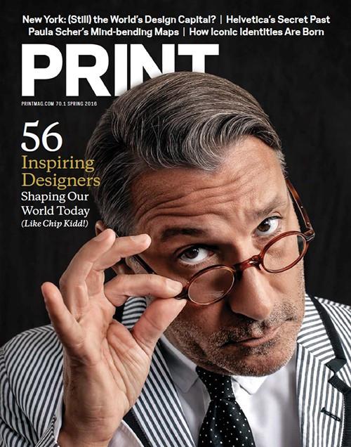 PRINT magazine Spring 2016 issue