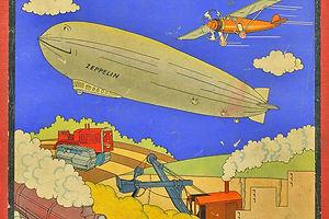 Post-Modern Storybook Illustrations