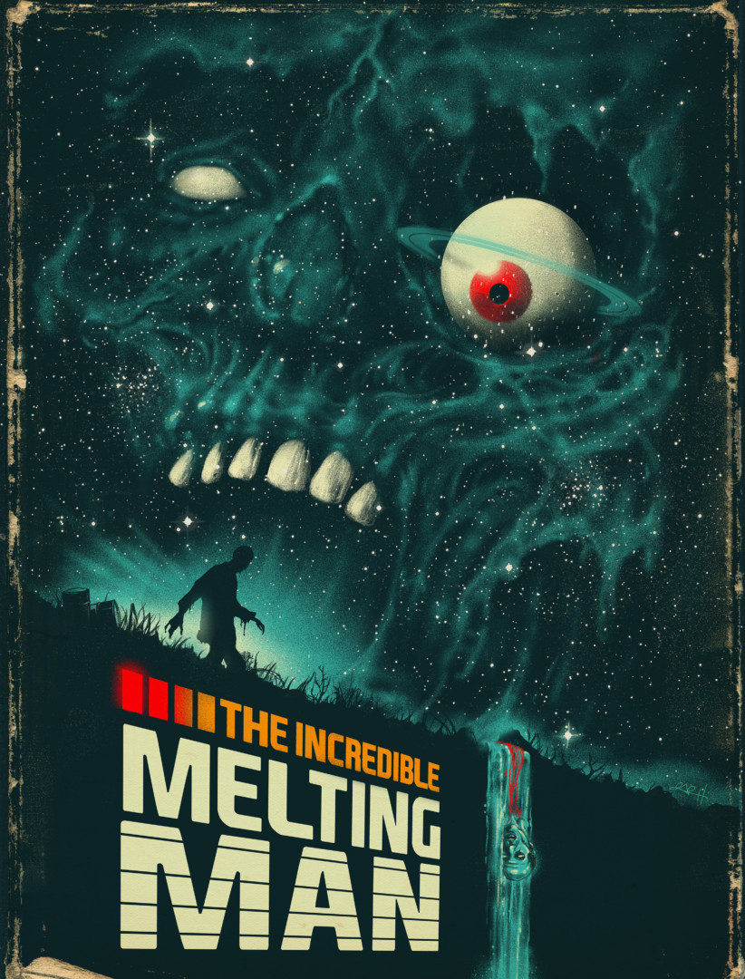 'The Incredible Melting Man' by Gary Pullin