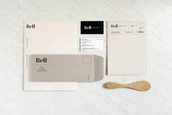 Letterhead examples: Bell