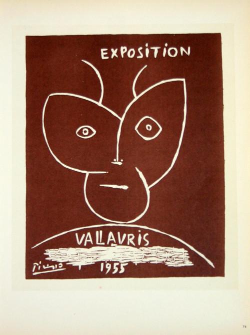 Vallauris Exhibition, 1955