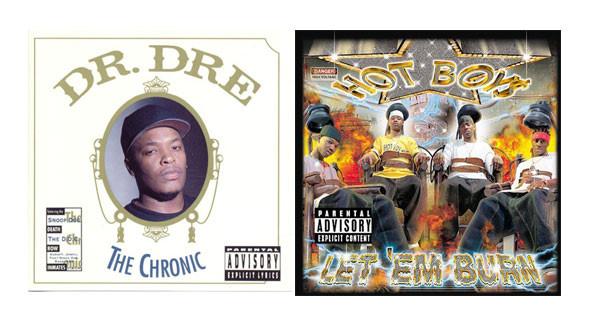 Dr. Dre, hot box