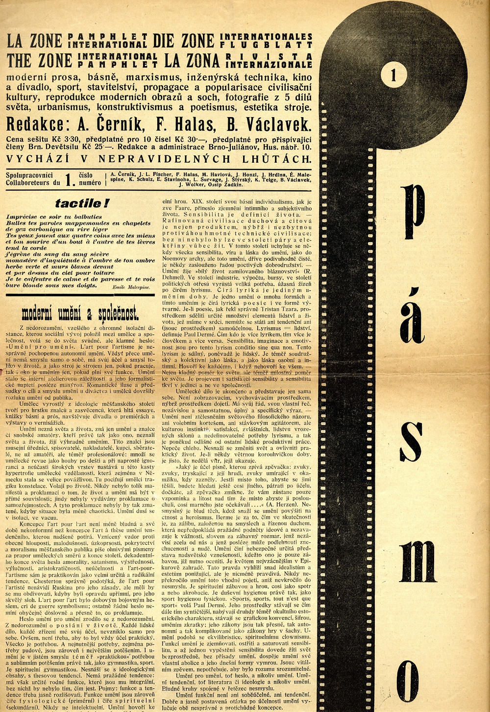 pasmo no.1
