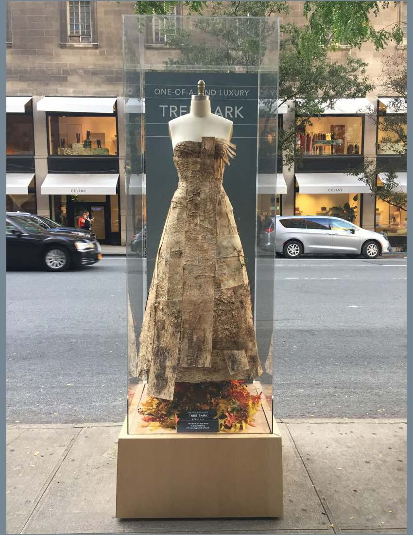 One-of-a-Kind Luxury on Madison Avenue dress