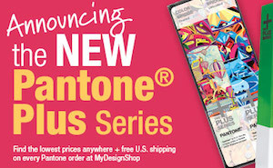 The 2014 Pantone Plus Series is here!