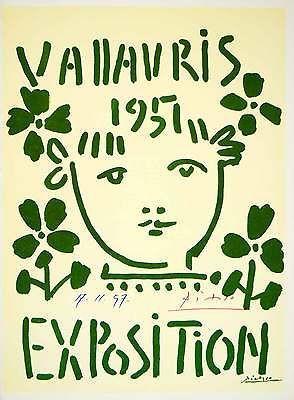 Vallauris Exhibition, 1951