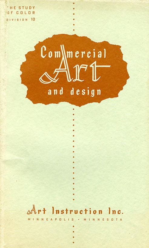 commercial art and design