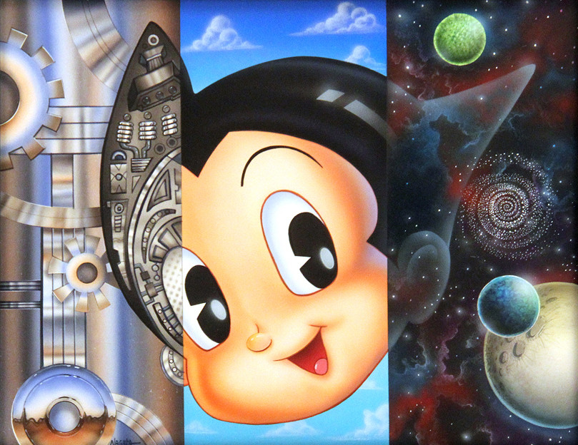 Mark Nagata: Astro Boy