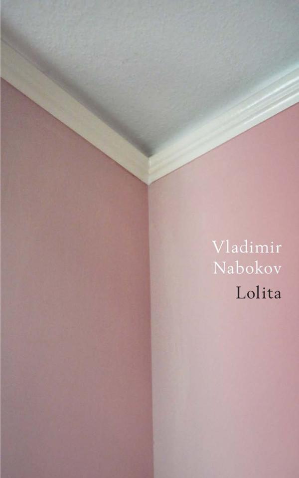 A new cover design of Vladimir Nabokov's Lolita by Jamie Keenan