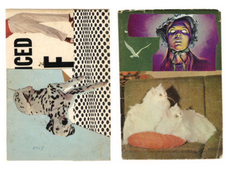 John Gall and the Art of Collage