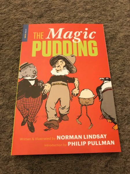 The Magic Pudding, a NYRB Kids reissue.