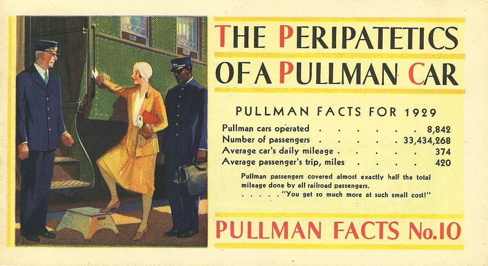 Pullman Facts No. 10