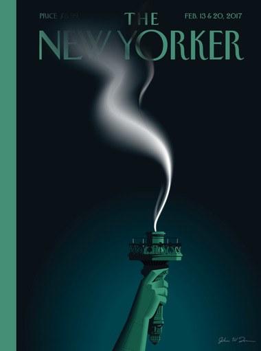 """Liberty's Flameout"" by John W. Tomac, February 13"
